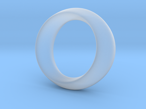 Opus Ring - Bracelet P=180mm in Smooth Fine Detail Plastic