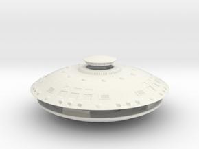 AECV CONTROL SHIP 5 Inch Diameter ASMB W New Gear in White Natural Versatile Plastic