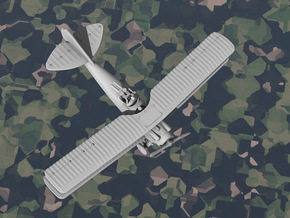 SPAD 16 in White Strong & Flexible: 1:144