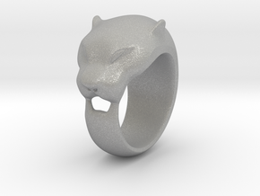 Panther Ring Size - 7,5 in Aluminum