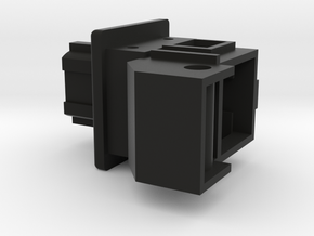 Echo 1 RDP stock adapter in Black Strong & Flexible