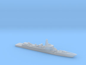Type 052D Destroyer, 1/3000 in Smooth Fine Detail Plastic