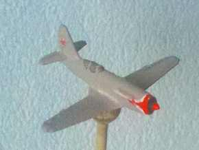 1/300 Mig-13 in White Strong & Flexible