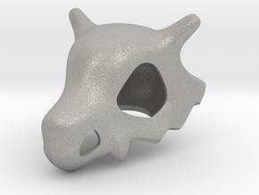 Pokémon Cubone Skull in Aluminum