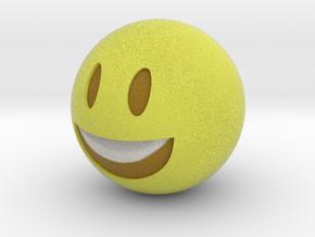 Emoji10 in Full Color Sandstone