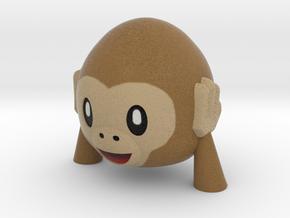 Monkey3 in Full Color Sandstone