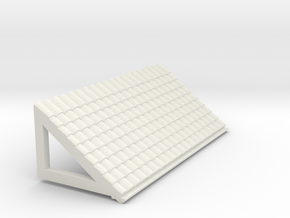 Z-152-lr-shop-basic-roof-plus-pantiles-bj in White Strong & Flexible