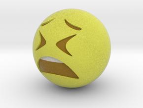 Emoji23 in Full Color Sandstone
