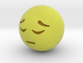 Emoji25 in Full Color Sandstone