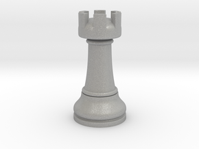 02Rook Small Single in Aluminum