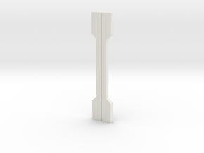 SINGLE Web Fluid Cartridge (Civil War Spider-Man) in White Natural Versatile Plastic