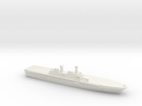 Dokdo-class LPH, 1/3000 in White Natural Versatile Plastic