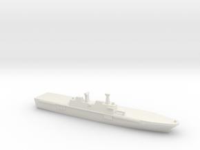 Dokdo-class LPH, 1/2400 in White Strong & Flexible