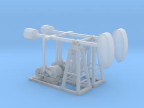 Horsehead Pump  (2) - N 160:1 Scale in Smooth Fine Detail Plastic