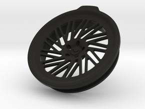 Yeti 30oz Cup Lid Vossen LC105  in Black Natural Versatile Plastic
