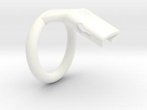 Q4-T135-09 in White Processed Versatile Plastic