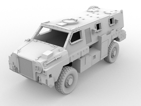 Bushmaster IMV(1:72 Scale) in White Natural Versatile Plastic