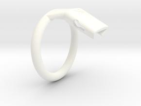 Q4-T170-06 in White Processed Versatile Plastic