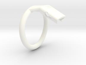 Q4-T175-06 in White Processed Versatile Plastic