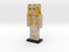 Aphrodite in Full Color Sandstone
