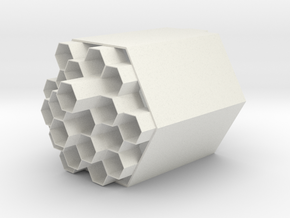 Lampa Bikupa in White Natural Versatile Plastic