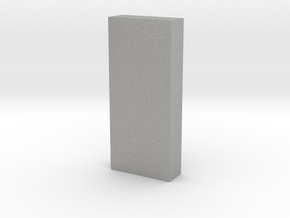 Acrylic Mount Plate in Aluminum