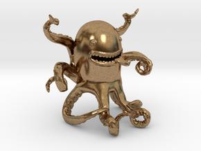 Octopus 60e 72% in Natural Brass