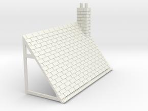 Z-76-lr-stone-l2r-level-roof-rc-bj in White Natural Versatile Plastic