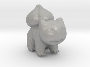 Bulbasaur in Aluminum