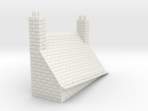 Z-76-lr-comp-stone-r2l-slope-roof-bc-rj in White Natural Versatile Plastic