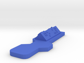 Hour of code : Action-Go Up in Blue Processed Versatile Plastic
