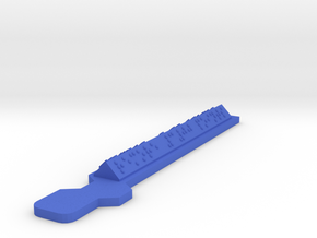 Hour of Code : Action-Remove 300 Points in Blue Processed Versatile Plastic
