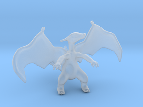 Charizard in Smooth Fine Detail Plastic