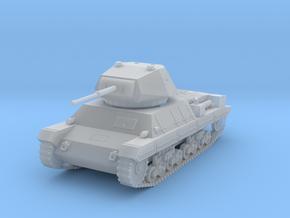 PV60G Italian P40 Heavy Tank (1/87) in Smooth Fine Detail Plastic