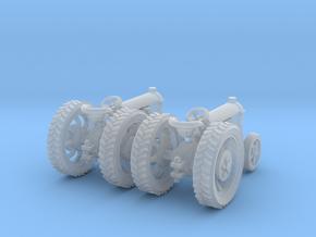 2 Farm Tractors TT Scale in Frosted Ultra Detail