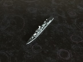 Type 052 Destroyer, 1/1800 in White Natural Versatile Plastic