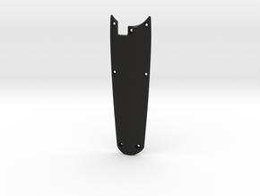 Felt IA Calpac cover /w top tube curvature in Black Natural Versatile Plastic