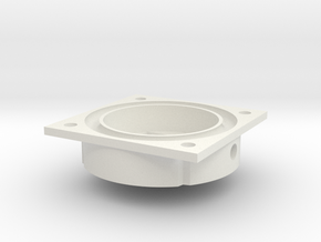 C2 Piezo Pump2d in White Strong & Flexible
