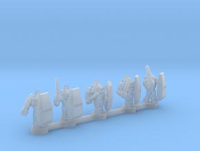 UWN Peacekeepers in Smooth Fine Detail Plastic