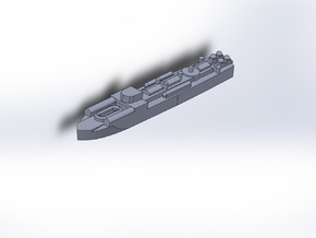 Schnellboote / E-Boats 1/1800 in Smooth Fine Detail Plastic