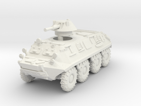 MG144-R13B BTR60-PB in White Natural Versatile Plastic