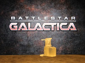 Power Lift Accessory (BSG Galactiguise.com) in Smooth Fine Detail Plastic: 1:72