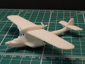 Dornier Do 18D 1/200 in White Natural Versatile Plastic