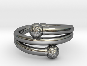 Bargard Ring Alfa  in Premium Silver