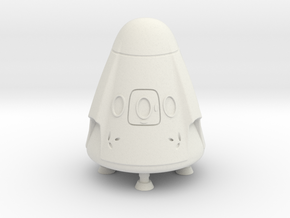 DRAGON 1:144 in White Natural Versatile Plastic