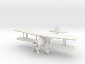 Fairey Swordfish 1/96 Scale (With Prop) in White Natural Versatile Plastic