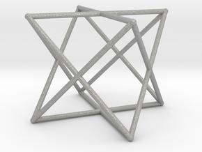 Rod Merkaba 2cm in Aluminum