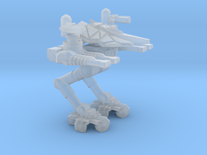 MECHA- OBLITORATOR (Strong&Flexible Plastic) in Smooth Fine Detail Plastic