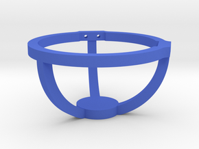 Propeller Frame in Blue Strong & Flexible Polished