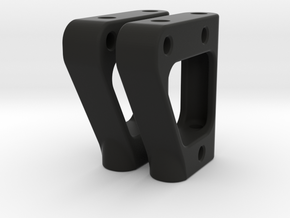 ZH Headstock Chassis Mount in Black Strong & Flexible